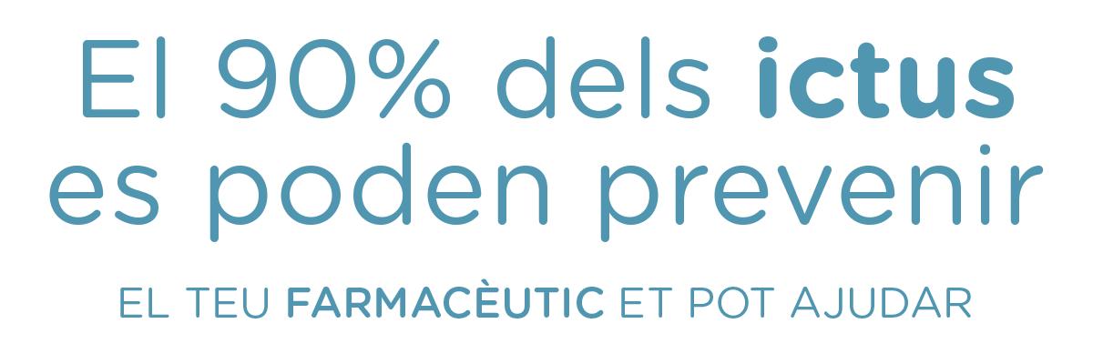 El 90% dels ictus es poden prevenir